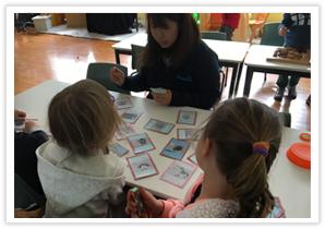 幼稚園ボランティアプログラム体験談