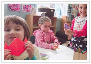 幼稚園ボランティア体験